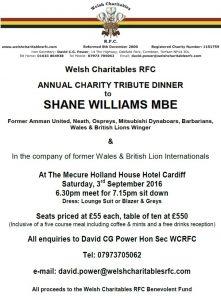 Welsh Charitables